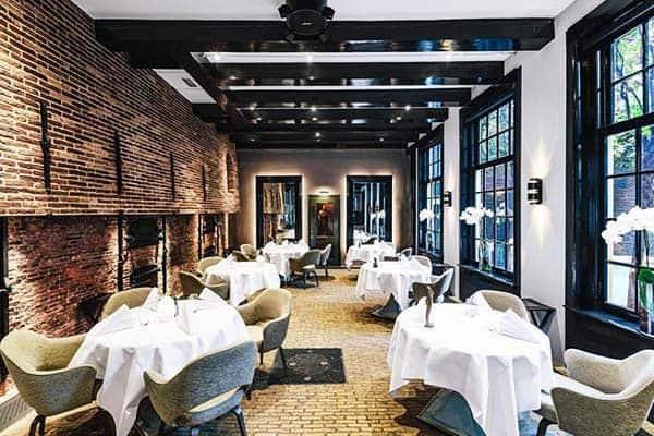 The Dylan Amsterdam Restaurant