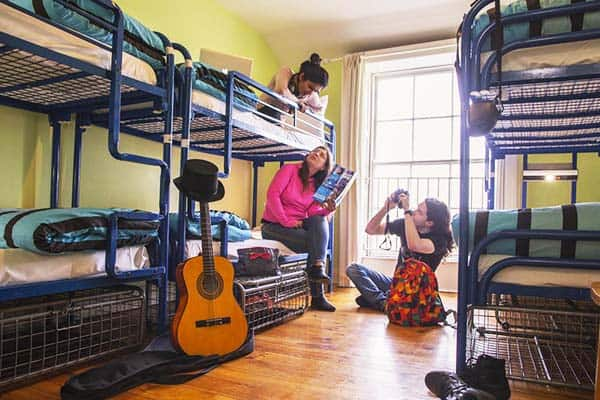 The Four Courts Hostel Dublin Bunk Beds