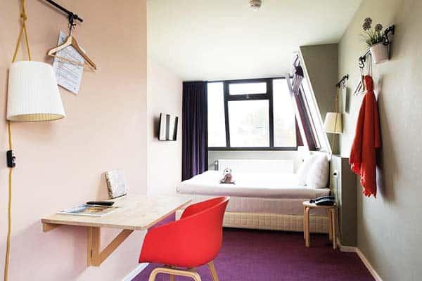 The Neighbor's Magnolia Amsterdam Standard Room