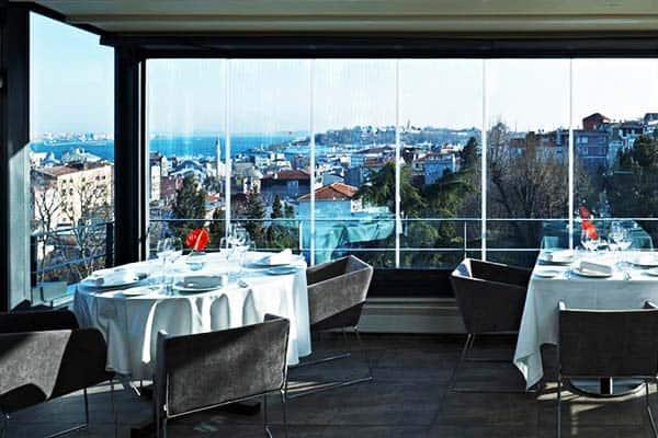 Tomtom Suites Istanbul Restaurant