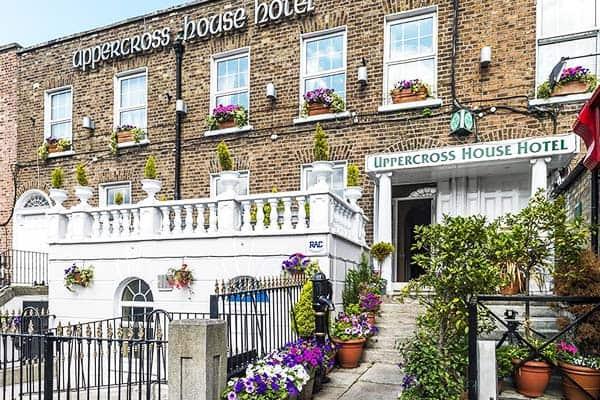 Uppercross House Hotel Dublin Exterior