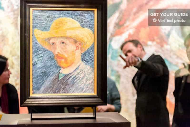 See the wonderful works of Van Gough