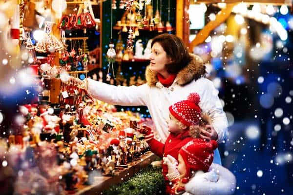 Spend the wonderful time of the year in Vienna