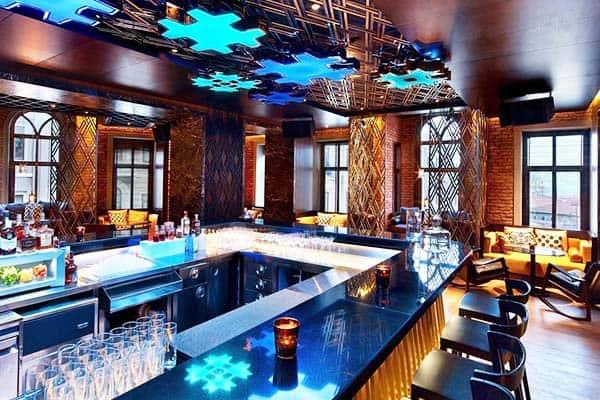 W Istanbul Bar
