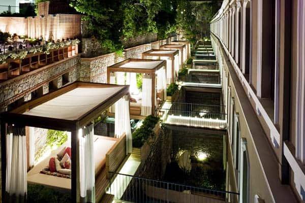 W Istanbul Terrace