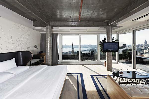 Witt Istanbul Suites Room