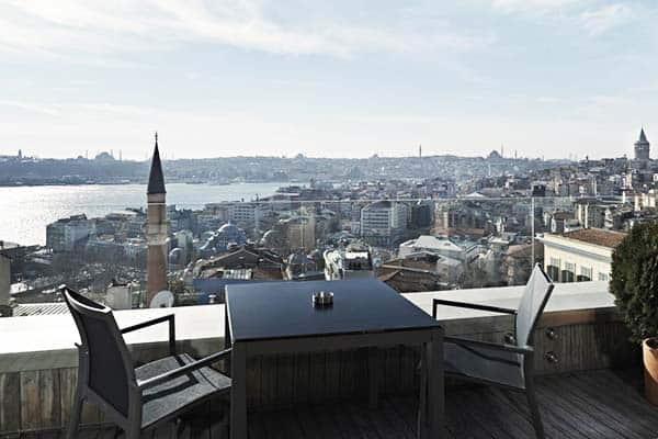 Witt Istanbul Suites Terrace
