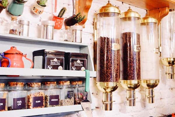 World House Hostel Coffee Shop