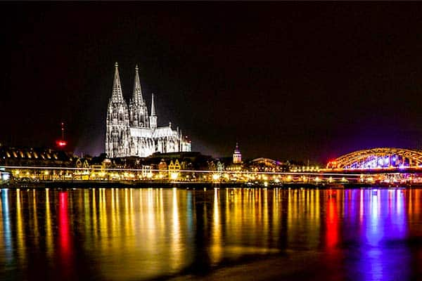 Cologne has one of the best nightlife in Germany