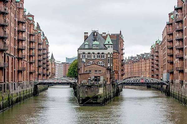 Hamburg in Germany is one of the most coolest cities in Germany