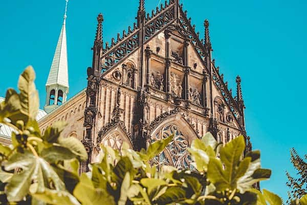 Münster in Germany is considered one of the most beautiful cities in Germany