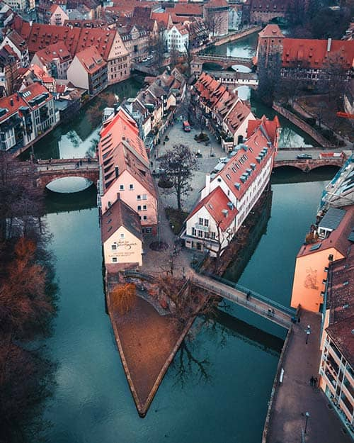 Nuremberg, Germany; One of the most beautiful cities in Germany