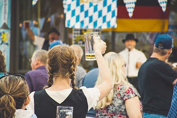 Oktoberfest in Munich, one of the best things to do in Germany