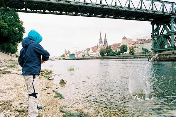 Regensburg in Germany