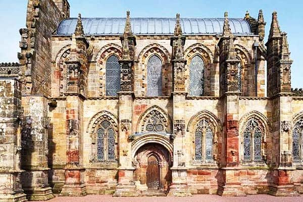 Rosslyn Chapel Edinburgh