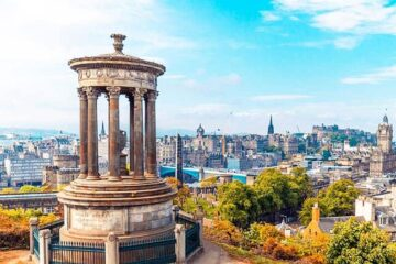 Where to Stay in Edinburgh for a First Time Visit? An Insider's Guide (with map)