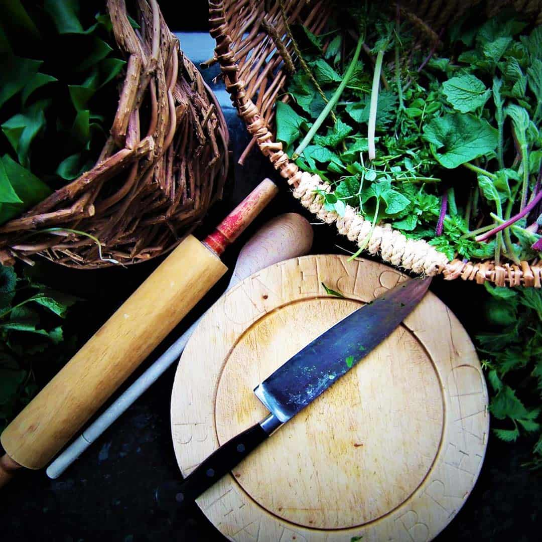 Try Foraging and Feast tour and learn what is safe to pick and eat