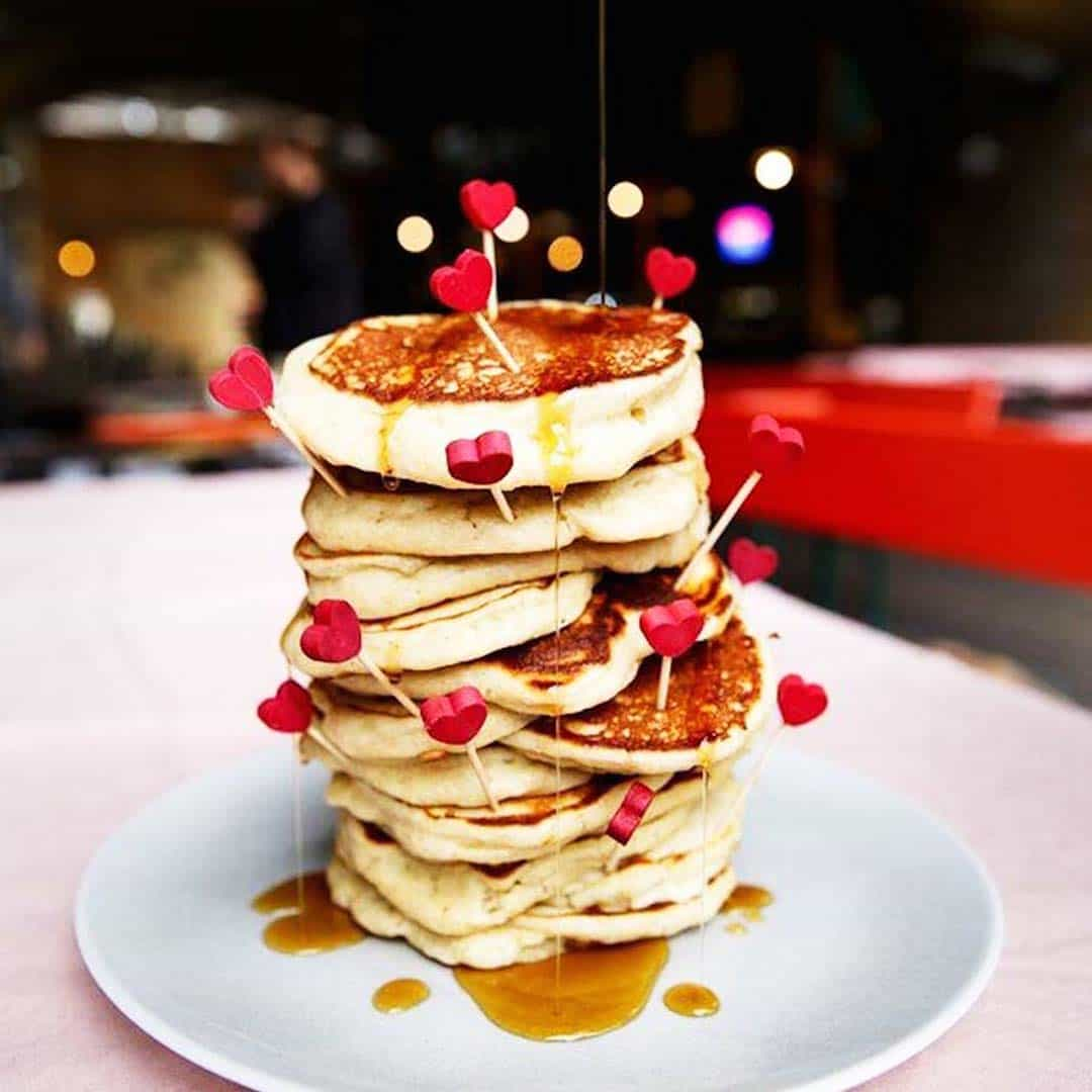 Tour around Bankside and Borough and have a taste of its pancakes
