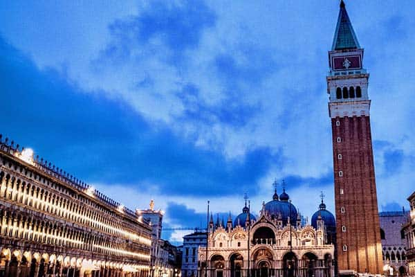 Visit St. Mark's Basilica exclusively after the visiting hours