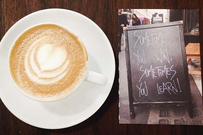 Coffee lovers experience