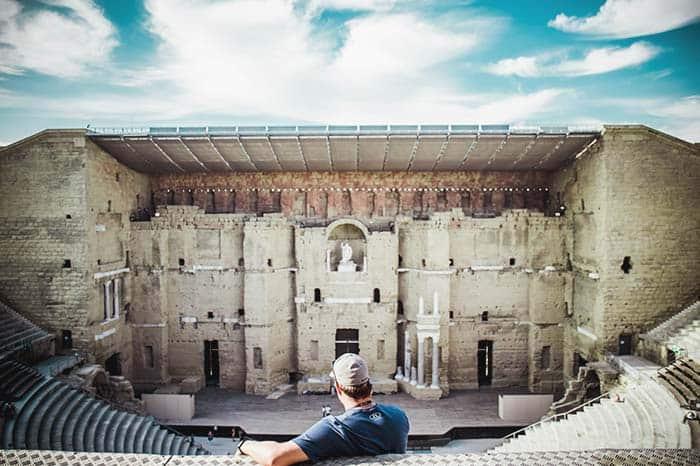 Orange, Roman Teatre Antic