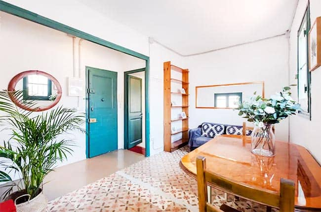 Cool Airbnbs in Barcelona