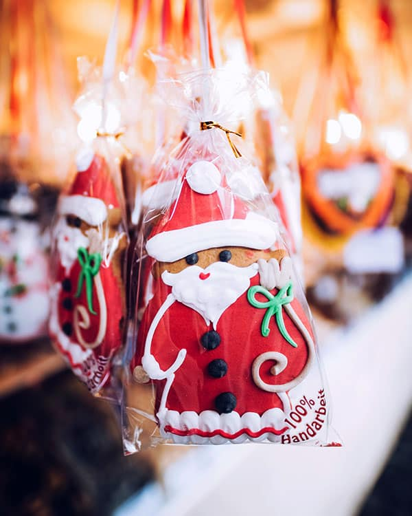 Eat plenty of gingerbread at the Best Christmas Markets in Europe