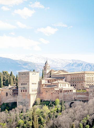 Best Itinerary for Spain