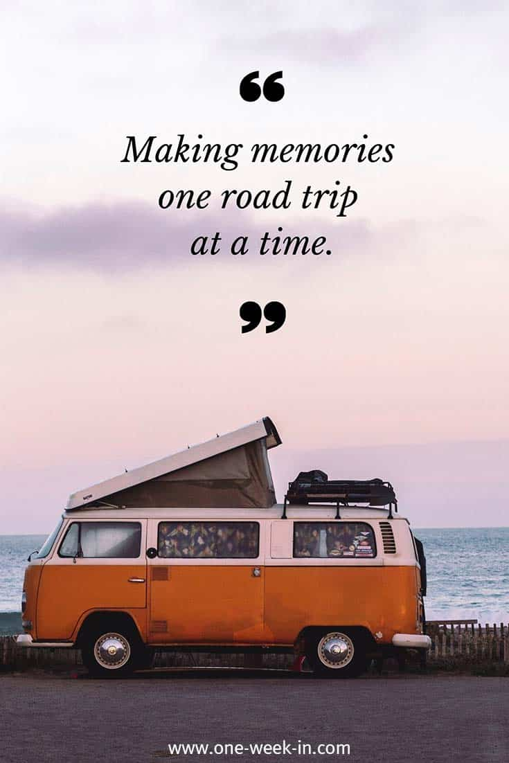 Making memories one road trip at a time