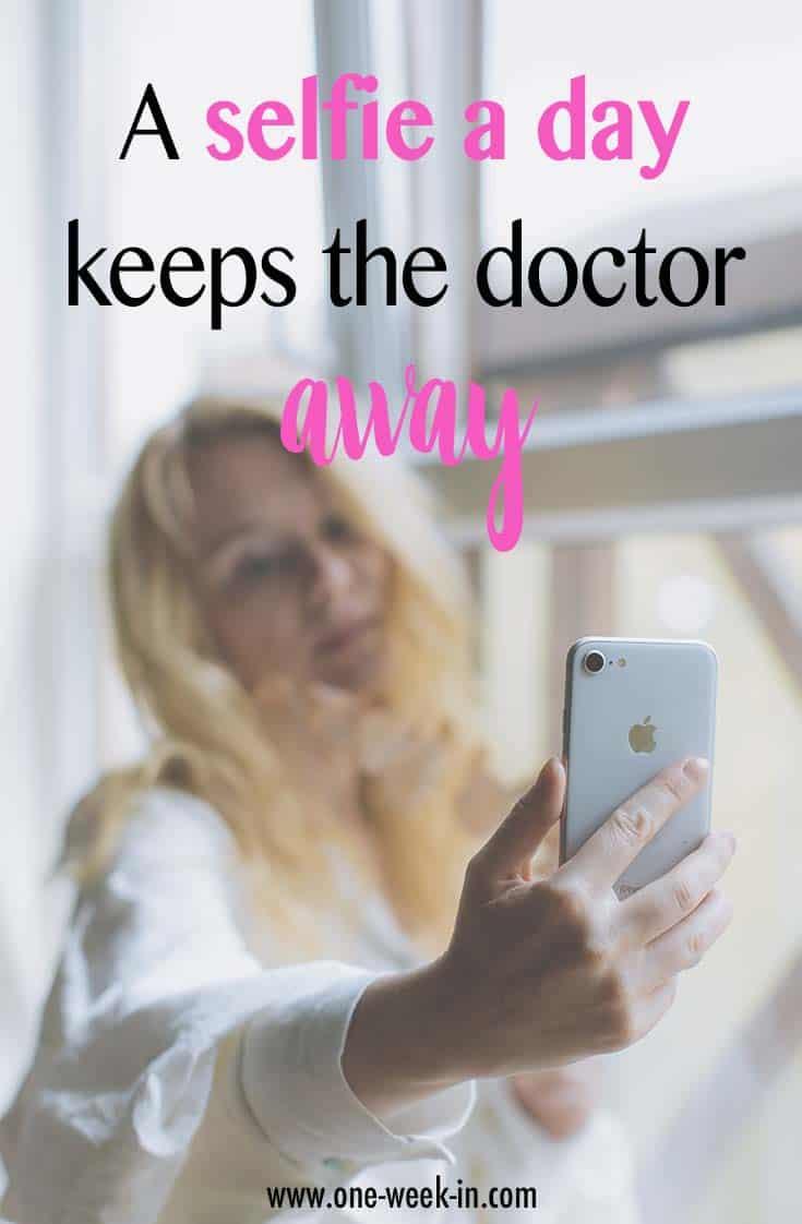 Selfie quote