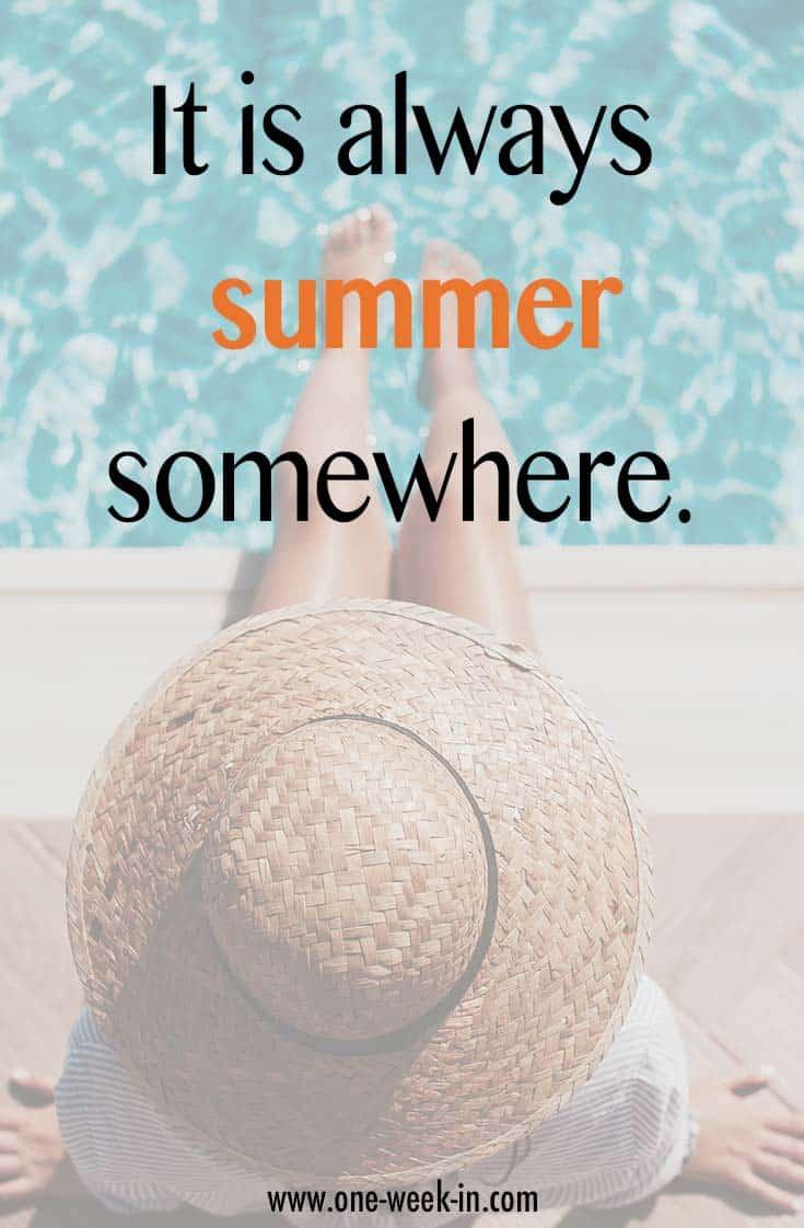 Summer o'clock